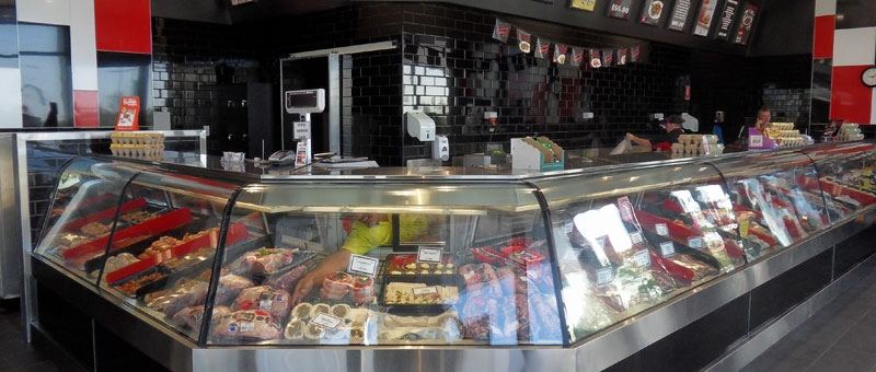 Angliss North Shore Butcher Shop Design